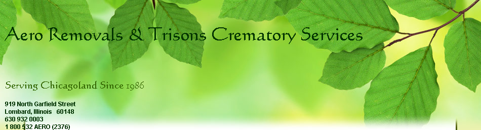 Aero Removals & Trisons Crematory Services